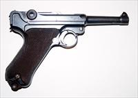 1916 DWM GERMAN LUGER