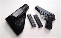 WALTHER PP NAZI RIG MARKED RIG (MINT CONDITION)
