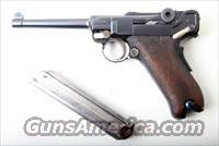1906 DWM AMERICAN EAGLE GERMAN LUGER