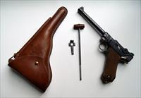 1920 DWM NAVY COMMERCIAL GERMAN LUGER RIG