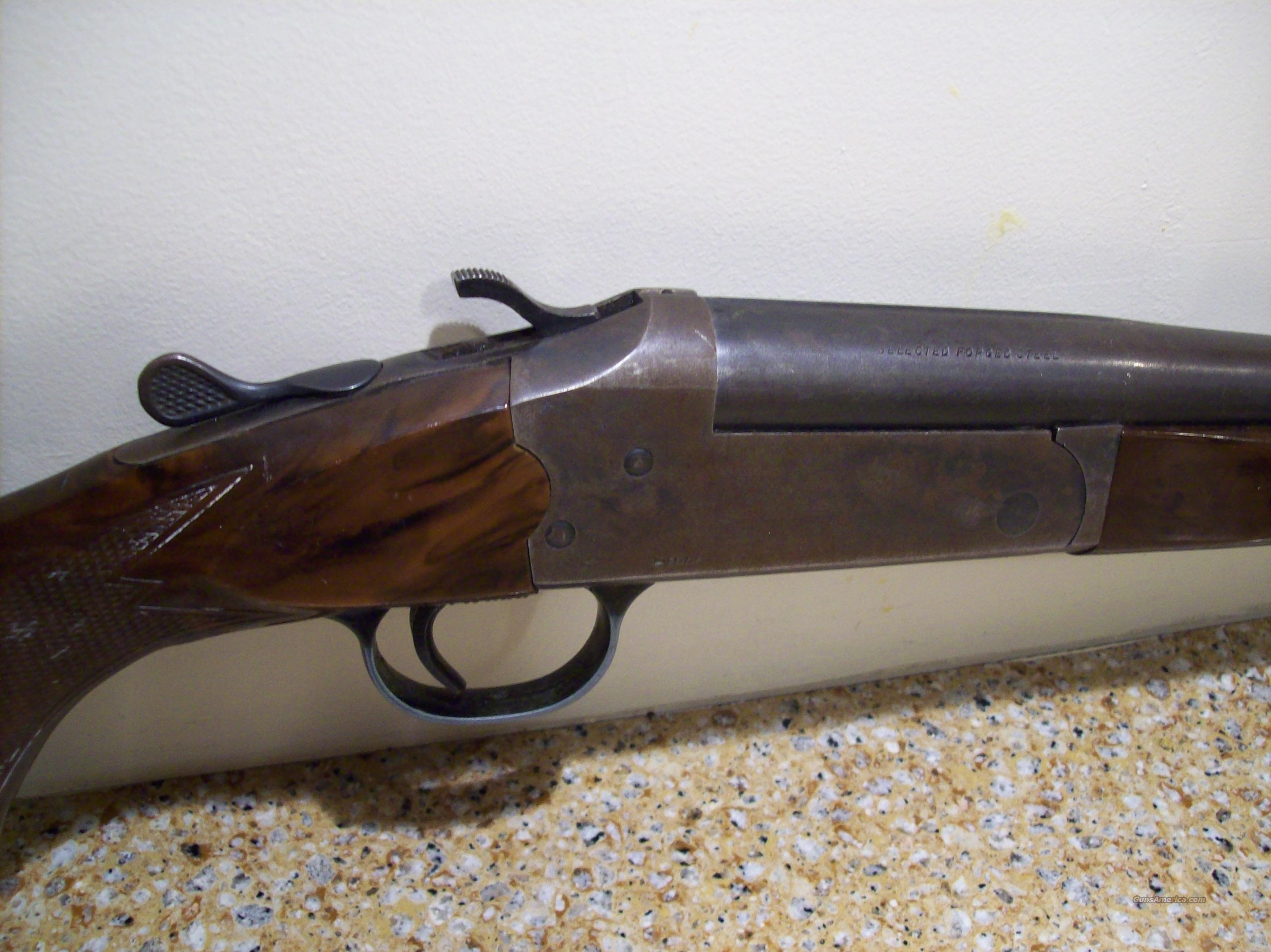 Springfield Savage Stevens Model 94 Shotgun Guns > Shotguns > Stevens  Shotguns