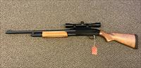 MOSSBERG 500A SLUGSTER 24.5 INCH BBL, WITH BSA SCOPE