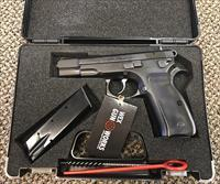 CZ 75BD 9MM 5 INCH BBL WITH DECOCKER NIGHT SIGHTS NEW IN BOX
