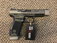 CENTURY ARMS CANIK TP9SFX 9MM NEW IN BOX