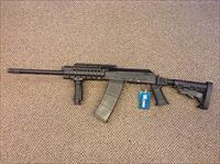 IZHMASH  SAIGA 12 GAUGE WITH LOTS OF EXTRAS MINT!!!