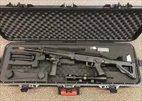 SIG SAUER 556R 7.62x39 RIFLE GEN 2 WITH OPTICS BIPOD AND HARD CASE