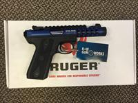 RUGER 22/45 LITE .22 LR BLUE NEW IN BOX