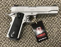 TAURUS 1911 STAINLESS .45 ACP 5 INCH BBL