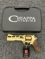 CHIAPPA FIREARMS RHINO 60DS GOLD 6 INCH .357 MAGNUM