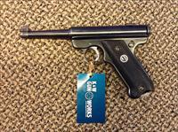 RUGER MK1 22LR FIVE INCH BBL SERIAL NUMBER XX-X4136