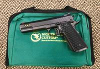 NIGHTHAWK CUSTOM THE PRESIDENT .45 ACP BOARDROOM SERIES NEW IN BOX