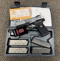 RUGER P345 .45 ACP 4 1/8 INCH BBL 5 MAGAZINES