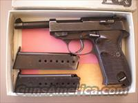 Walther P-38    SVW 45