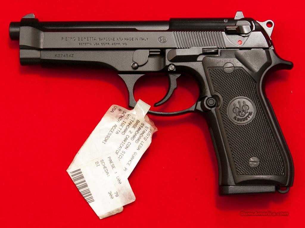 Beretta 92FS Made In Italy 9mm Pistol, NEW, CA OK*