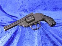 Iver Johnson Hammerless Top Break .38 S&W