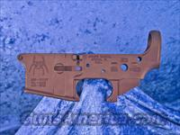 Spike's Tactical SL15 Stripped Lower Receiver - Bullets