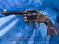 Colt 1892 Army Navy .38 Long Colt Ser# 260K circ.1906