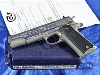 Colt 1911 Government Custom 2012 Shot Show Sample 01091Z NEW