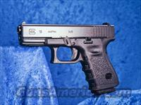 Glock 19 GEN3 9mm Pistol, 10-RD  NEW, CA OK