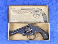Iver Johnson Top Break .32 S&W + Original Box CA OK