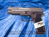 Sig Sauer P220 w/ Night Sights 220R-45-BSS New, CA OK