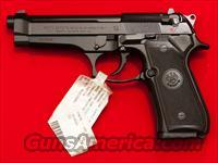 Beretta 92FS Made In Italy JS92F300 10-RD 9mm Pistol, NEW, CA OK