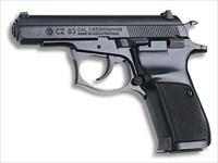 "CZ Model 83 3.8"" .380 ACP Pistol 01301 10+1 NEW CA OK"