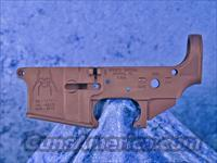 "Spike's Tactical SL15 Stripped Lower Receiver - ""Safe/Fire"""