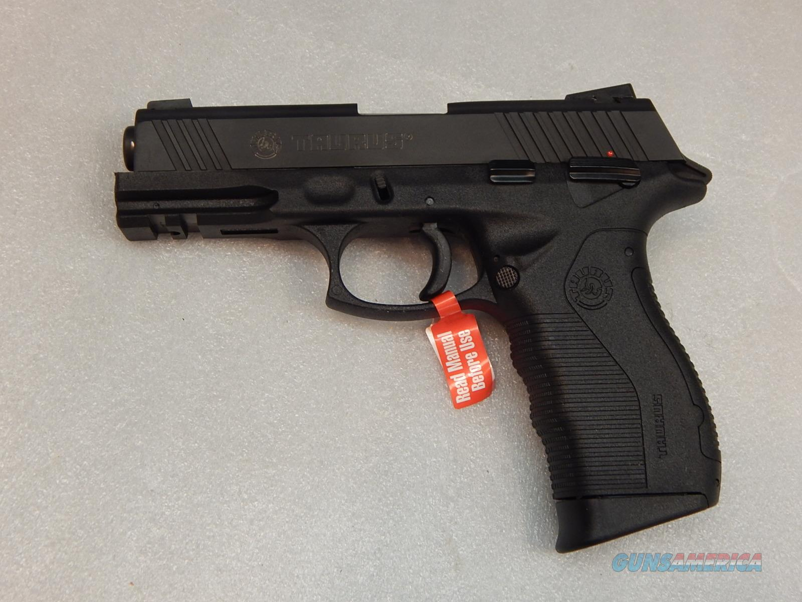 Taurus PT 809 NIB - 2 mags Guns > Pistols > Taurus Pistols > Semi Auto