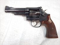 "Smith & Wesson Model 19 4"" 357 Mag"