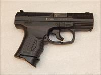 Walther P99C DAO 9mm carry gun