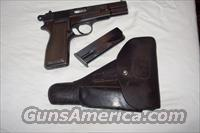 WWII Nazi Browning/FN Herstal 9mm Hi-Power Pistol