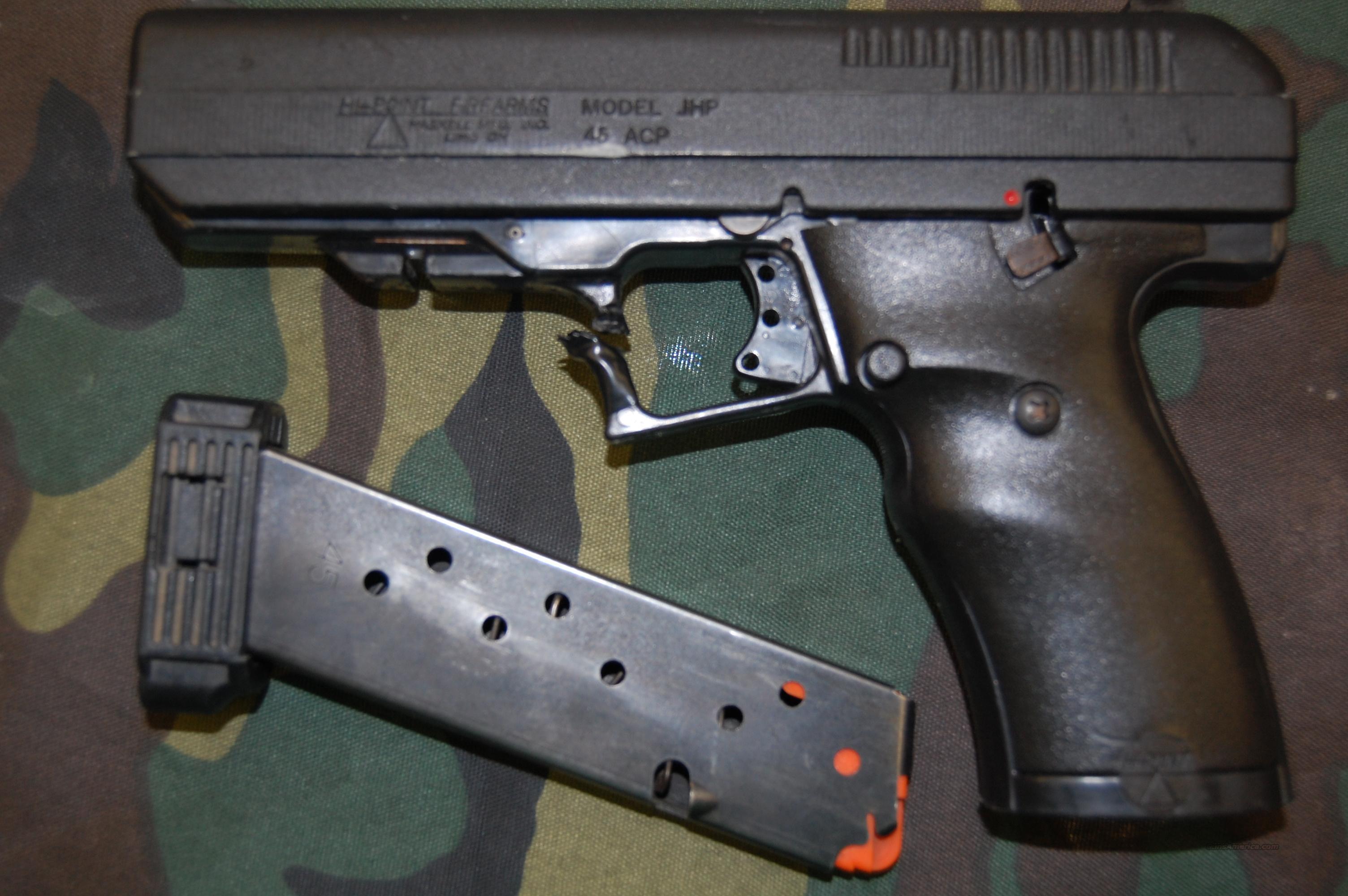 HI-POINT JHP-Broken Trigger Guard