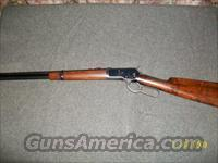 1892 Winchester 38 WCF 1906-1908 Mfg