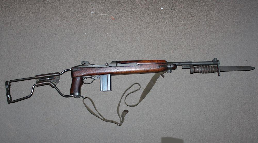 How to tell: Early to Late War M1 Carbine - Historical