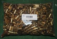 Once Fired Clean Polished 40SW Brass 500 + 3% Free Shipping