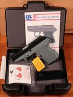 Kel-Tec P-3AT Grey Frame .380ACP w/2 6rd Mags Brand New