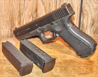 Glock 22 40SW Gen 3 LE Trade In Good Condition 3 Mags