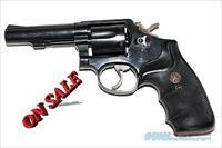 Smith & Wesson Model 10 Heavy Barrel Revolver Model 10-10