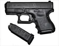 Glock 27 .40SW Gen 3 w/ 2 9rd Mags Off Issue Police