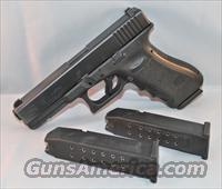Glock GL22 .40SW LE Trade-In NS Good Condition 3-15rd Mags