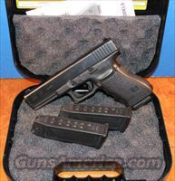 Glock 21 .45ACP Gen 3 LE Trade-In Good Condition (3) 13rd Mags Night Sights