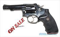 Smith & Wesson Model 10 Heavy Barrel Revolver Model 10-8