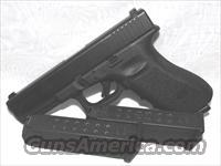 Glock GL22 .40SW LE Trade-In NS VG Condition 3-15rd Mags