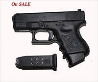 Glock Model 27 .40SW Gen 3 LE Trade In Excellent Condition 2 Mags
