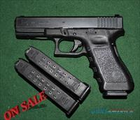Glock 22 40SW Gen 3 LE Trade In Good Condition 3 Mags FREE SHIPPING