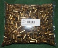 Once Fired Clean Polished 9mm Brass 500 + 3% Free Shipping