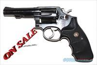 Smith & Wesson Model 10 Heavy Barrel Revolver Model 10-10 FREE SHIPPING
