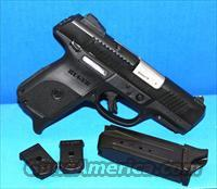 "Ruger SR9c 9mm Compact #3317 3.40"" BBL 10 rd"