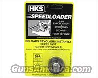 HKS Revolver Speed Loaders 36A 38/357 S&W,CHARTER, ROSSI and TAURUS